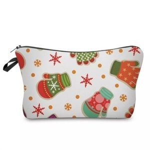 🎅MITTENS COSMETIC BAG